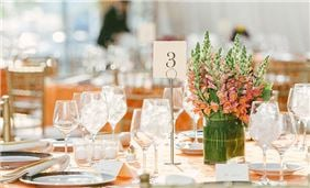 Special social events and banquets are made all the more memorable by our artful venues and impeccable staff