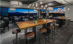 Onsite dining at ADERO Scottsdale's signature restaurant CIELO