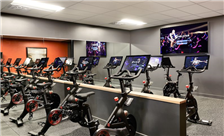 Resort guests receive exclusive access to The Club at ADERO, which includes a world class fitness center and Peloton Studio.