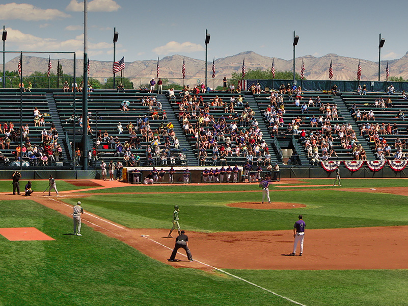 Baseball at Arizona