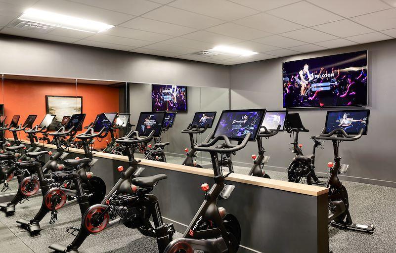 Fitness Center in Arizona Hotel
