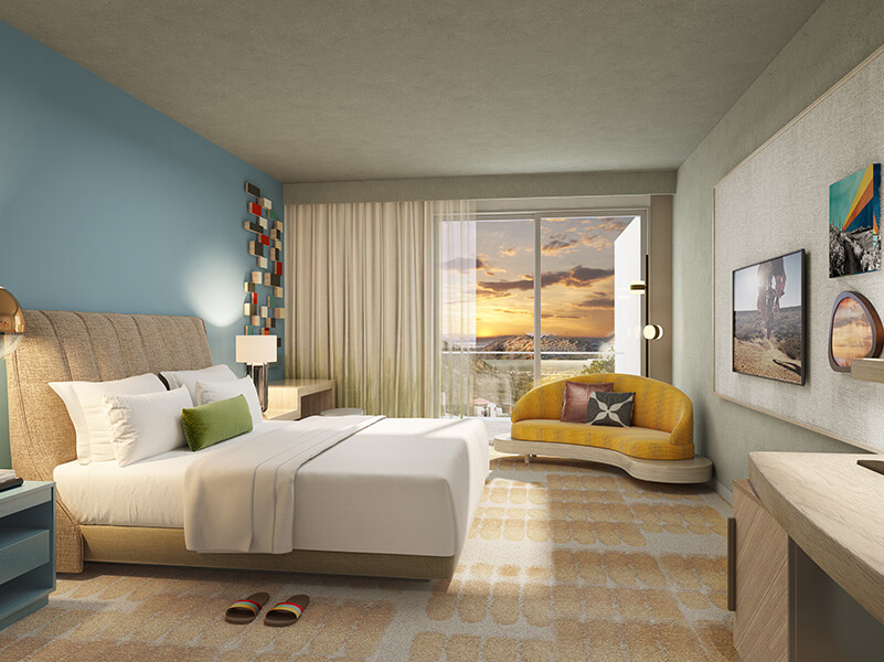 Ocotillo Guest Room
