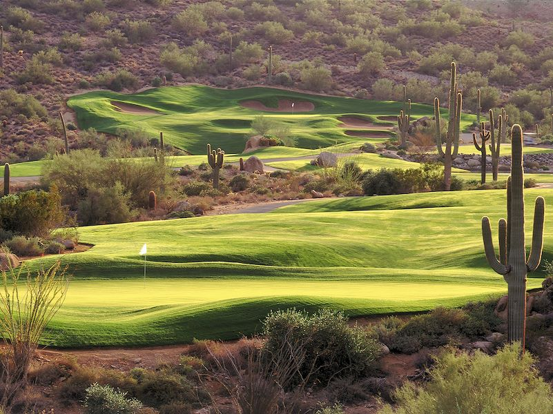 Sunridge Canyon Golf Club at Arizona