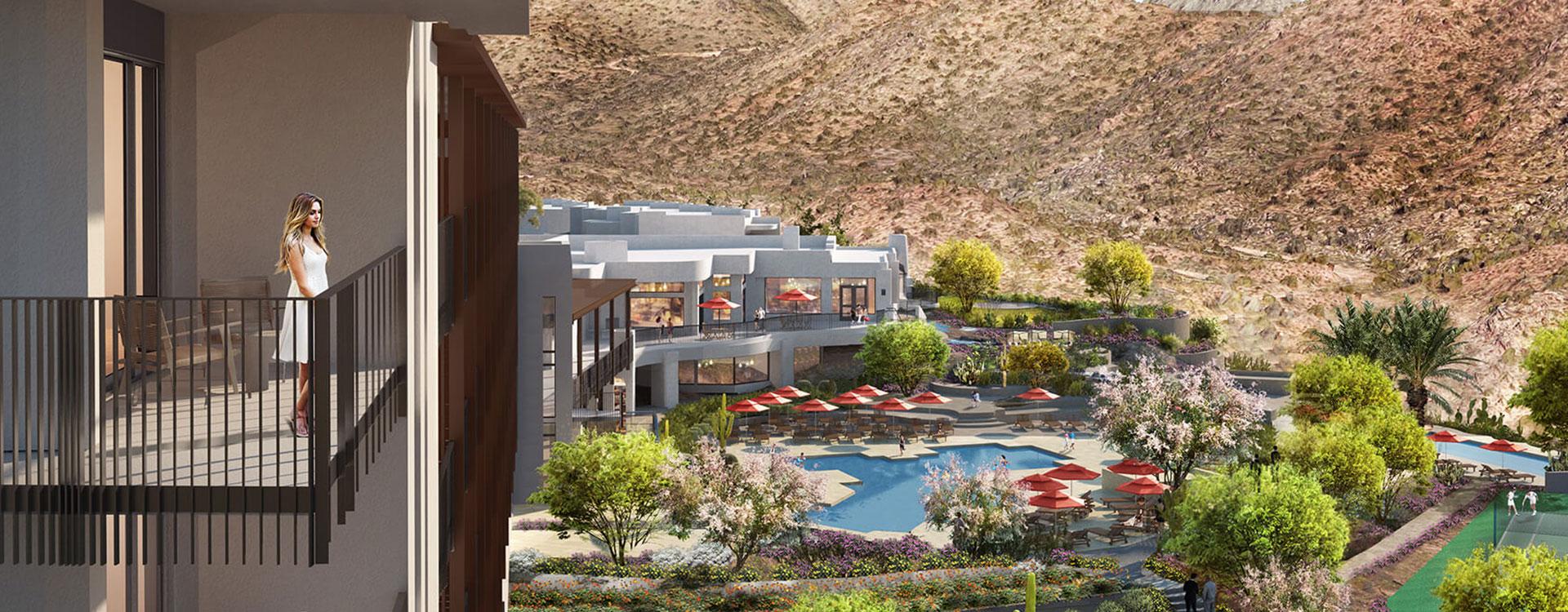 Rooms & Suites of Hotel ADERO Scottsdale
