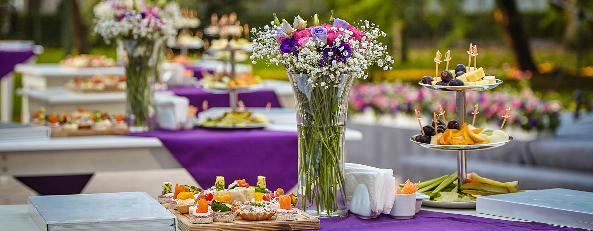 Catering of Arizona Hotel