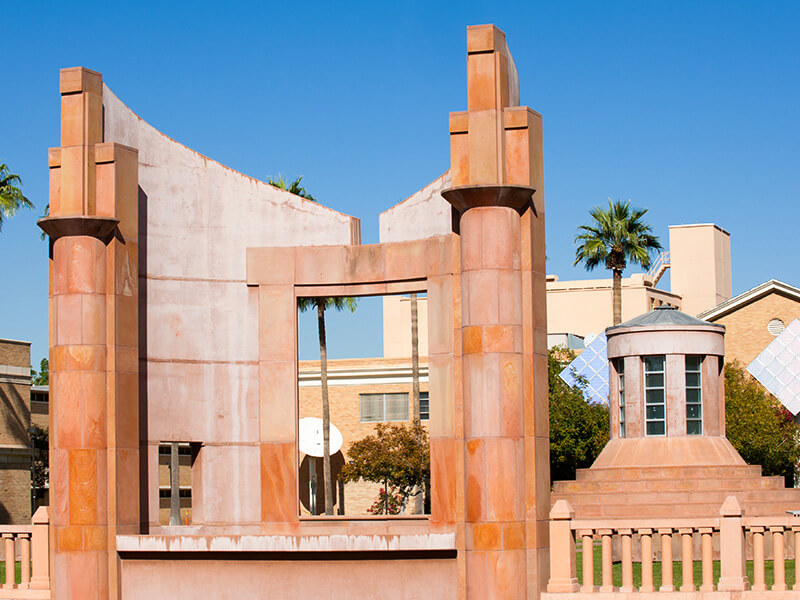 ASU Tempe Campus at Scottsdale