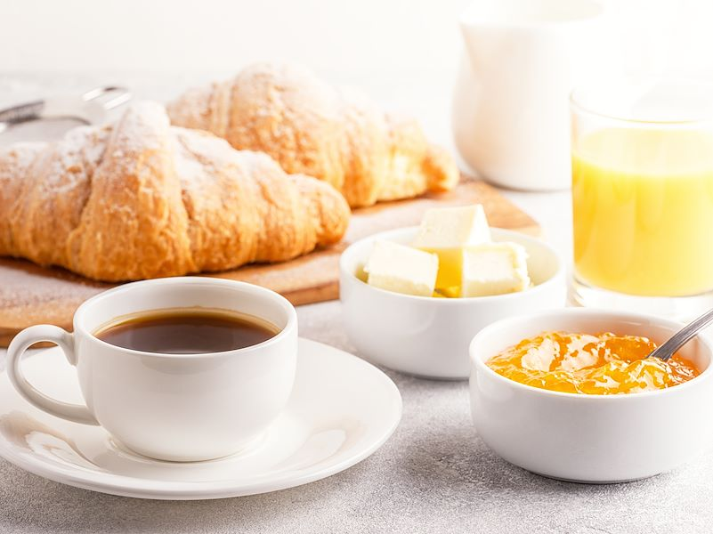 Stay for Breakfast Offer