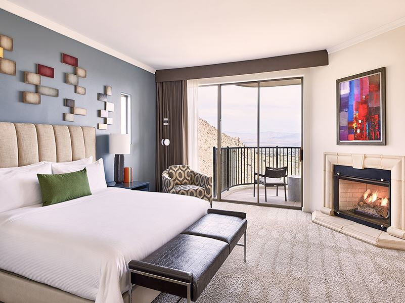 Cliffside Guest Rooms in Hotel adero Scottsdale, Arizona