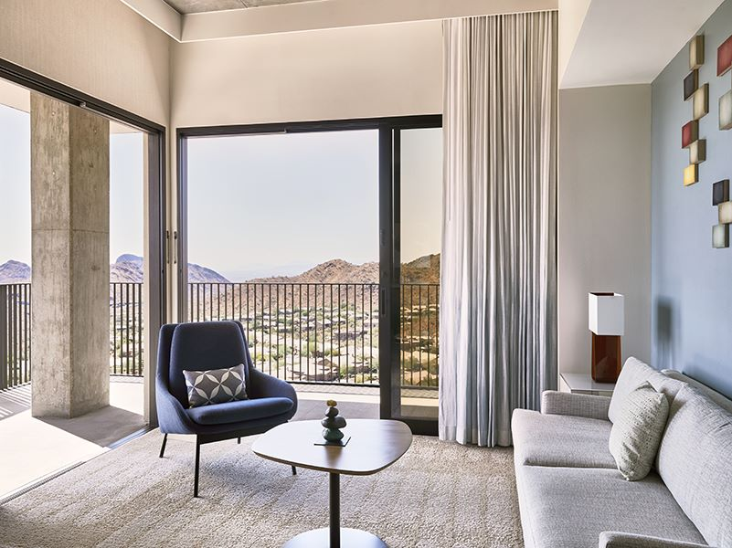 Dark Sky Suites of Hotel adero Scottsdale