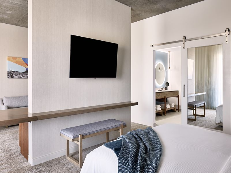 Desert Spa Suites at Hotel adero Scottsdale