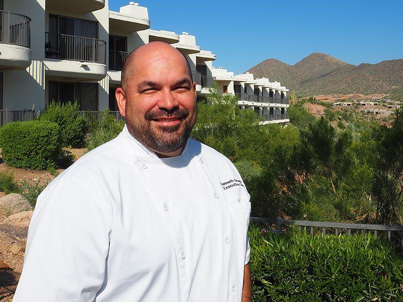 Chef Arneson Adero Scottsdale