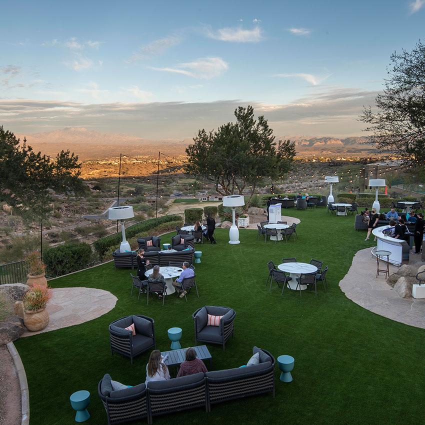 SkyTop in Hotel Scottsdale